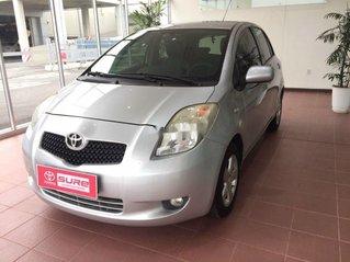 Bán ô tô Toyota Yaris đời 2008, màu bạc, nhập khẩu, 310 triệu