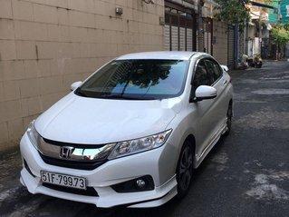 Cần bán gấp Honda City năm sản xuất 2016, màu trắng