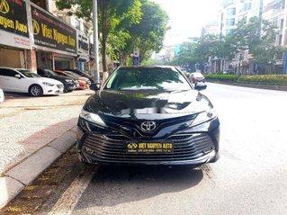 Cần bán Toyota Camry sản xuất năm 2020, màu đen, nhập khẩu nguyên chiếc