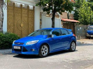Cần bán gấp Ford Focus đời 2014, màu xanh lam như mới
