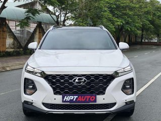 Bán ô tô Hyundai Santa Fe năm 2020, màu trắng