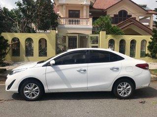 Bán Toyota Vios sản xuất năm 2018, màu trắng số tự động
