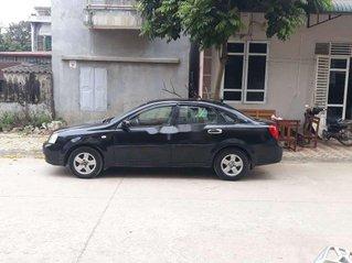 Bán Daewoo Lacetti sản xuất 2009, màu đen xe gia đình