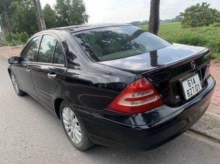 Bán Mercedes C class sản xuất 2002 còn mới, giá tốt
