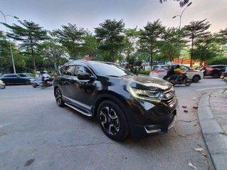 Cần bán xe Honda CR V đời 2018, màu đen, xe nhập như mới, giá 980tr