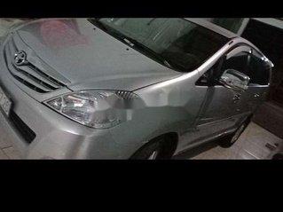 Cần bán lại xe Toyota Innova sản xuất năm 2011, màu bạc, giá 280tr