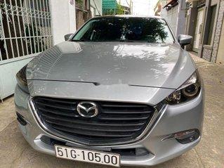 Bán xe Mazda 3 sản xuất 2017, màu bạc, số tự động