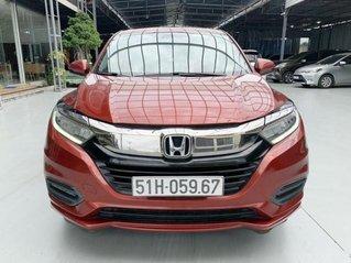 Bán xe Honda HR-V sản xuất năm 2019, màu đỏ còn mới