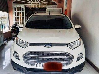 Bán ô tô Ford EcoSport đời 2015, màu trắng chính chủ, giá 475tr