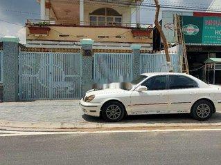 Chính chủ bán lại xe Hyundai Sonata sản xuất 2003, màu trắng, nhập khẩu