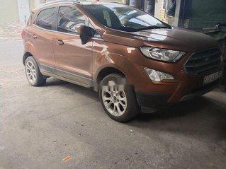 Gia đình bán Ford EcoSport 2018, xe nhập
