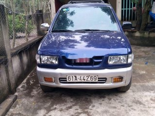 Bán ô tô Isuzu Hi lander 2003, màu xanh lam chính chủ, 8 chỗ