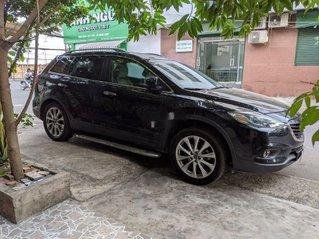 Bán xe Mazda CX 9 2013, màu đen, xe nhập chính chủ, BS TPHCM