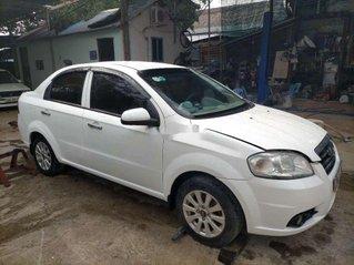 Bán Daewoo Gentra sản xuất năm 2007, màu trắng, xe nhập