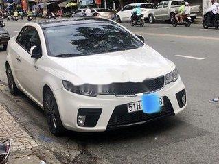 Cần bán xe Kia Cerato Koup sản xuất 2010, màu trắng, xe nhập chính chủ