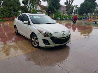 Chính chủ bán Mazda 3 2010, màu trắng, nhập khẩu