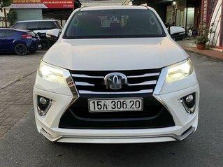 Cần bán Toyota Fortuner 2017, màu trắng, nhập khẩu nguyên chiếc còn mới, 875tr