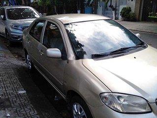Cần bán xe Toyota Vios năm sản xuất 2003, giá chỉ 140 triệu