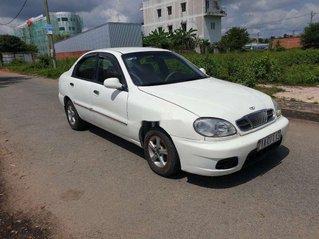 Bán xe Daewoo Lanos đời 2002, màu trắng