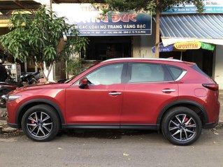 Cần bán Mazda CX 5 sản xuất 2018, màu đỏ như mới