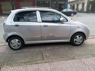 Bán Daewoo Matiz đời 2009, màu bạc, nhập khẩu chính chủ, giá 125tr