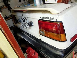 Cần bán xe Toyota Corolla đời 1996, màu trắng, xe nhập