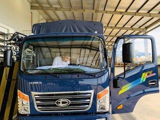 Bán xe tải 3.5 tấn Tera 345SL thùng bạt với thùng dài 6m1 rộng 1m950 dài 1m950, giá tốt nhất Sài Gòn