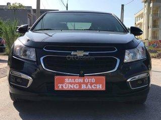 Bán Chevrolet Cruze LT 1.6 MT màu đen, SX 2018