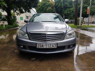 Bán xe Mercedes C200Elegance, màu ghi xám