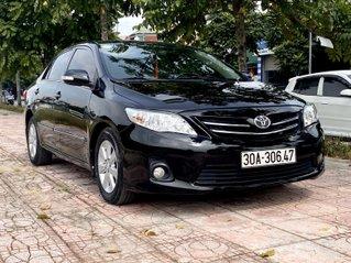 Toyota Corolla Altis 2014 số sàn màu đen