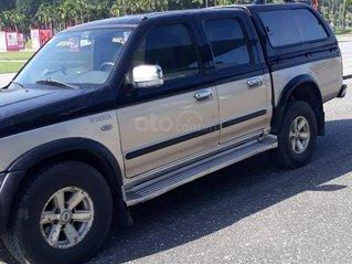 Gia đình cần bán xe bán tải Ford Ranger 2.5L, sản xuất 2005, máy dầu, 2 cầu, số sàn, xe cực chất