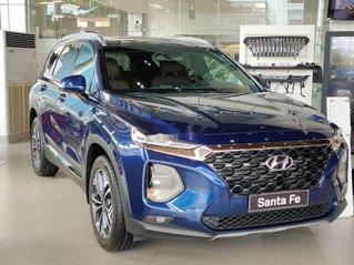 Bán ô tô Hyundai Santa Fe sản xuất năm 2020, xe nhập, giao nhanh