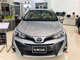 Bán Toyota Vios 1.5G năm sản xuất 2020, giao nhanh toàn quốc