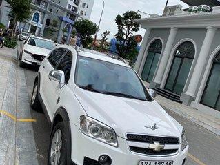 Chính chủ bán Chevrolet Captiva năm 2007, màu trắng, nhập khẩu Hàn Quốc