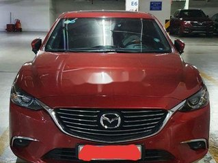 Bán Mazda 6 sản xuất 2017, màu đỏ, nhập khẩu nguyên chiếc