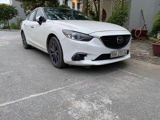 Bán Mazda 6 năm sản xuất 2016, màu trắng