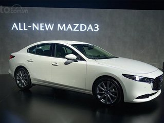 Mazda Biên Hòa - all new Mazda 3 2020 - ưu đãi lên đến 70tr - tặng phiếu bảo dưỡng dịch vụ 5tr - hỗ trợ trả góp đến 80%