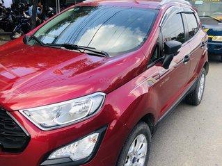 Cần bán xe Ford EcoSport năm 2019, màu đỏ nhập khẩu nguyên chiếc giá chỉ 490 triệu đồng
