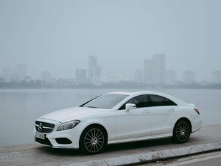 Mercedes CLS 500 sản xuất 2014