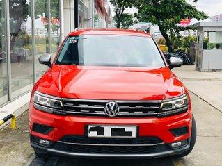 Ưu đãi lên đến 180tr xe VW Tiguan Luxury 7 chỗ, tặng gói phụ kiện, hỗ trợ ngân hàng 80%, LS tốt, giao xe tận nhà