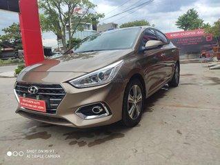 Hỗ trợ mua xe giá thấp chiếc Hyundai Accent 1.4AT đặc biệt sản xuất năm 2018
