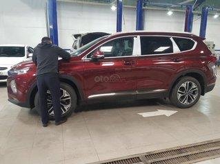 Bán Hyundai SantaFe Premium 2.4L đời 2020, màu đỏ