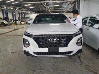 Bán chiếc Hyundai SantaFe Premium sản xuất 2020, màu trắng