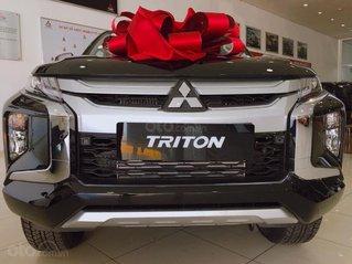 Hỗ trợ mua xe giá thấp chiếc Mitsubishi Triton đời 2020, giao nhanh toàn quốc