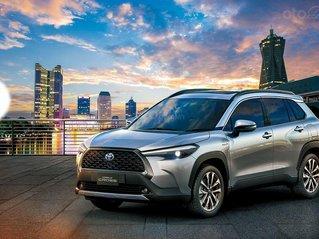 Bán xe Toyota Corolla Cross 1.8G đời 2020, giao xe nhanh