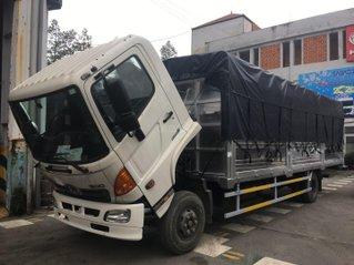 Xe tải mui bạt 6,2 tấn Hino FC9JNTC