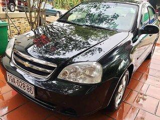 Cần bán gấp Chevrolet Lacetti năm 2013, màu đen như mới