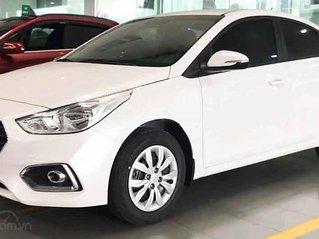 Bán xe Hyundai Accent năm sản xuất 2020, màu trắng, giá 425tr