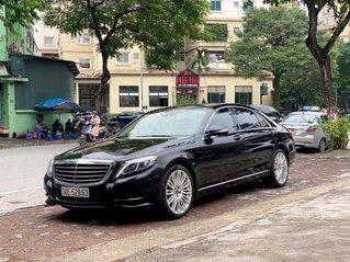 [Hot] Mercedes S400L đen kem, model 2016, chuột cảm ứng cực xịn, xe như mới đã lên mâm Maybach S450