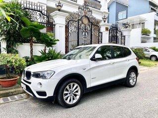 Bán BMW X3 sản xuất 2017, màu trắng, xe nhập